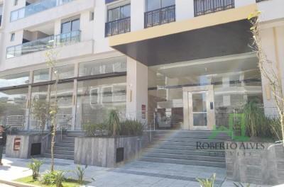 Apartamento com 3 dormitórios à venda, 115 m² por R$ 1.290.000 - Jurerê - Florianópolis/SC