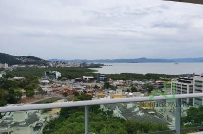 Apartamento com 2 dormitórios à venda por R$ 620.000 - Itacorubi - Florianópolis/SC