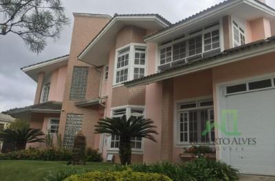 Casa com 4 dormitórios para alugar, 320 m² por R$ 3.000,00/dia - Jurerê Internacional - Florianópolis/SC